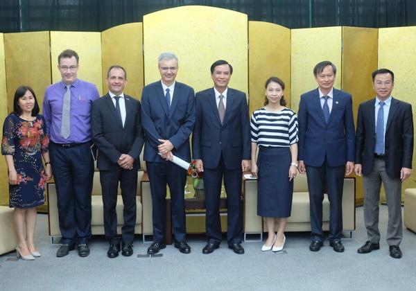 Đà Nẵng đẩy mạnh hợp tác phát triển thương mại du lịch, đào tạo nguồn nhân lực chất lượng cao với Cộng hòa Pháp