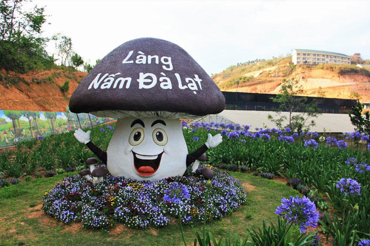 Khám phá làng nấm Đà Lạt (Lâm Đồng)