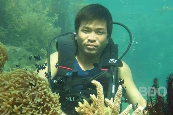 Lặn ngắm san hô ở Hòn Khô (Bình Định)
