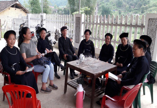Lượn Slương một thể loại văn hóa tinh thần của người Tày Thạch An (Cao Bằng)