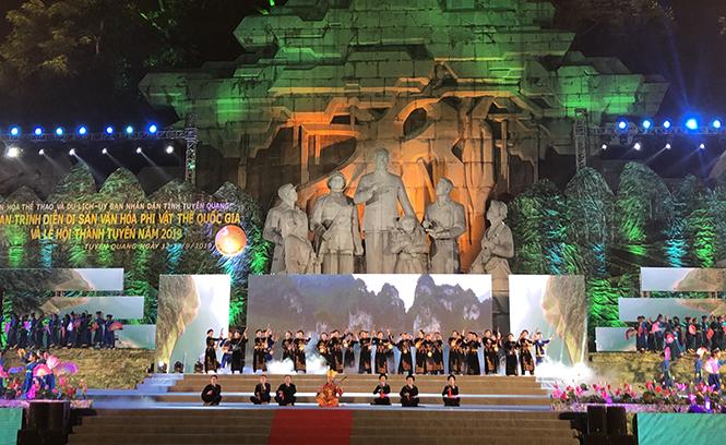 Tuyên Quang: Chuẩn bị tổ chức Lễ hội thành Tuyên năm 2020 và Lễ đón nhận Bằng ghi danh của UNESCO