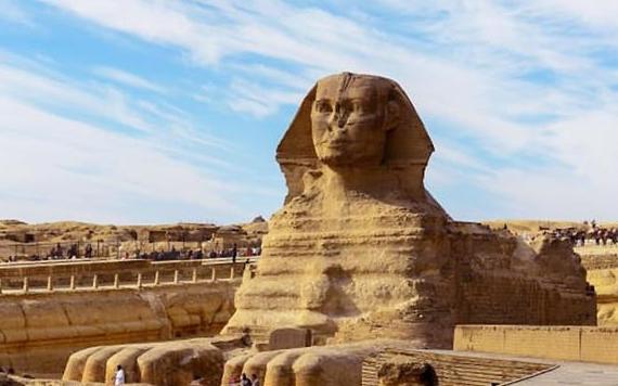 Đất nước Kim tự tháp đón khách quốc tế trở lại