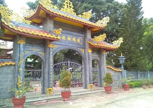 Chùa Thiền Lâm - Ngôi chùa cổ ở Ninh Thuận