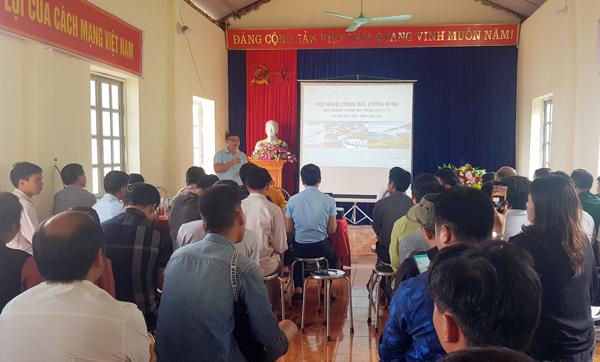 Lào Cai: Công bố quy hoạch chung xây dựng đô thị du lịch Y Tý