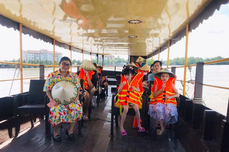 Bến Tre: Ngành du lịch tăng cường công tác phòng chống dịch Covid-19