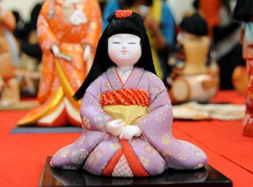 Triển lãm búp bê truyền thống Nhật Bản tại Hà Nội