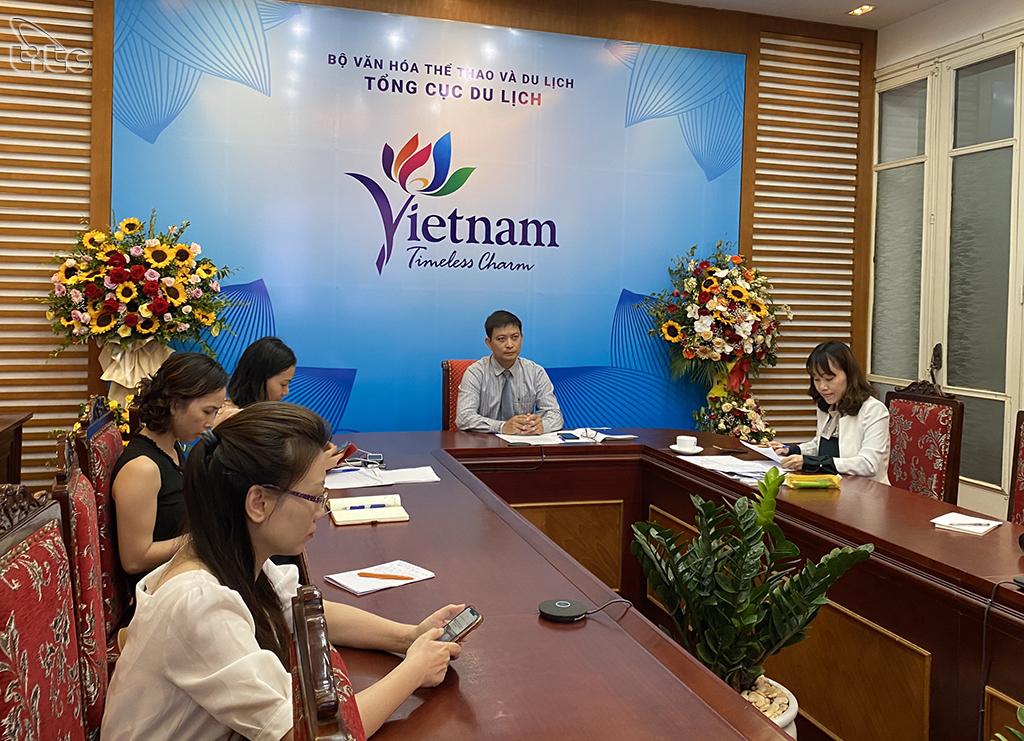Hội thảo trực tuyến cập nhật thông tin du lịch Việt Nam – Hàn Quốc