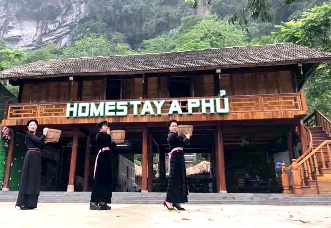 Trải nghiệm homestay ở Nà Tông, Tuyên Quang
