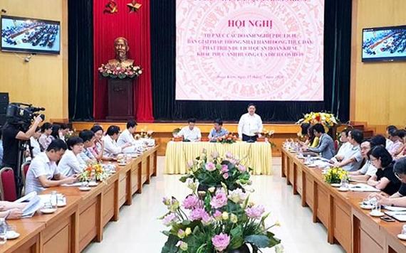 Hà Nội: Tìm giải pháp phát triển du lịch trên địa bàn quận Hoàn Kiếm