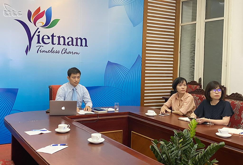 Tổng cục Du lịch tổ chức Hội thảo trực tuyến giới thiệu về du lịch Việt Nam đến thị trường Nhật Bản