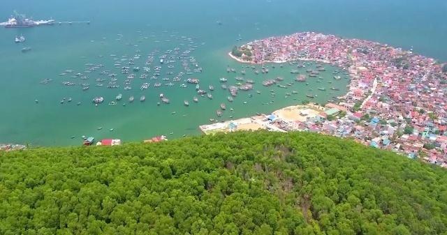 Thanh Hóa: Phê duyệt quy hoạch Khu du lịch công viên Biển Xanh