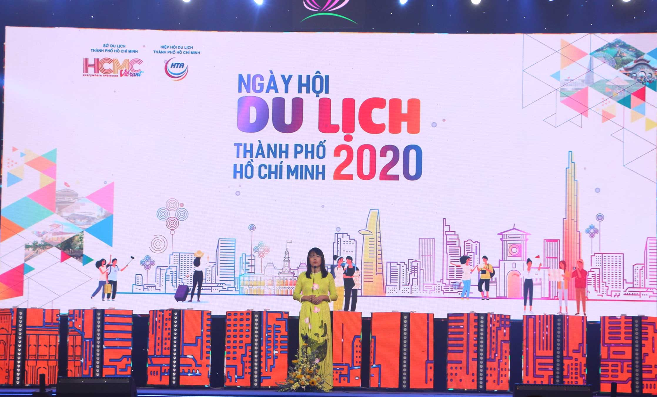 Ngày hội Du lịch thành phố Hồ Chí Minh lần thứ 16 khép lại, thành công tốt đẹp