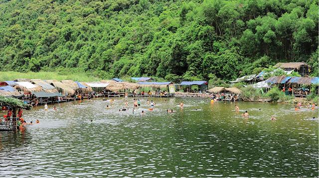 Khám phá suối Hầm Heo, Thừa Thiên Huế