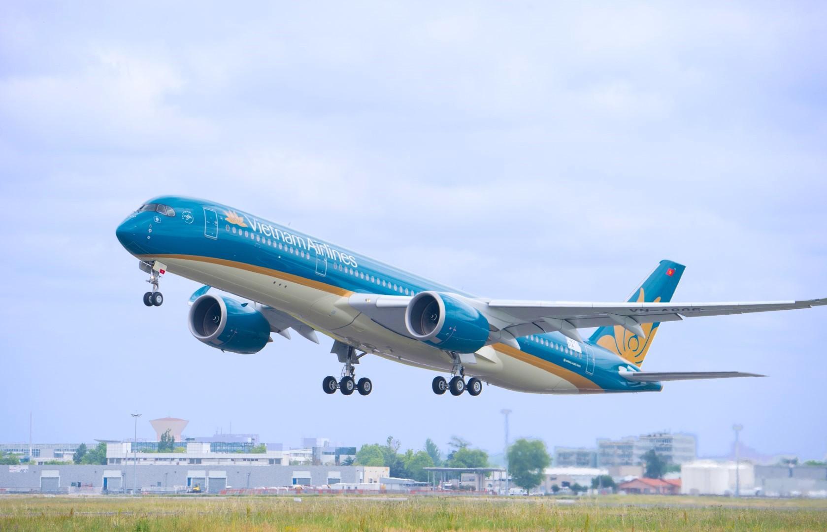 """Vietnam Airlines triển khai chương trình """"Thu Quyến Rũ"""" với mức giá hấp dẫn"""