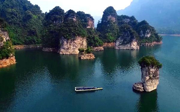 """Về """"miền cổ tích"""" Lâm Bình (Tuyên Quang)"""