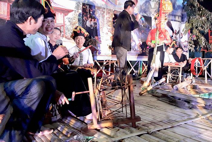 Ðộc đáo sàn Hạn Khuống văn hóa truyền thống dân tộc Thái