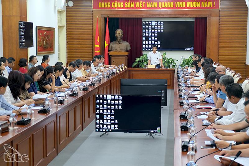 Tìm giải pháp thực hiện mục tiêu kép, vừa chống dịch, vừa phấn đấu hoàn thành các mục tiêu phát triển kinh tế - xã hội theo chỉ đạo của Thủ tướng Chính phủ
