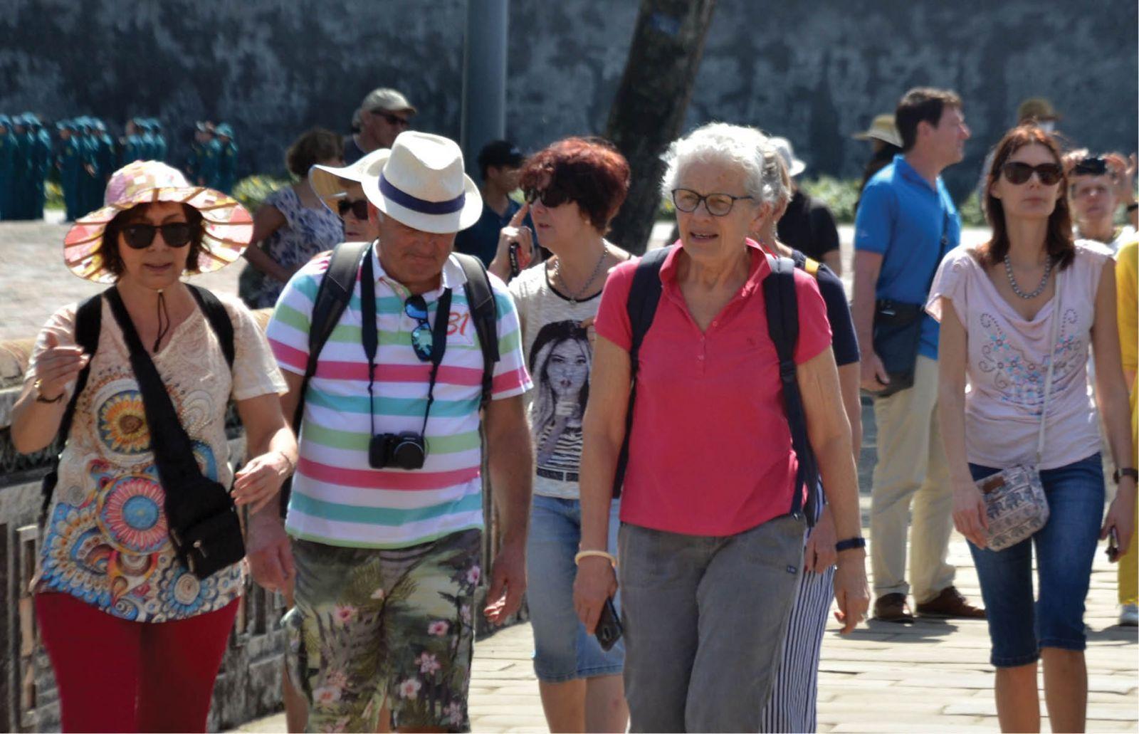 Thừa Thiên Huế: Chuẩn bị đón khách quốc tế