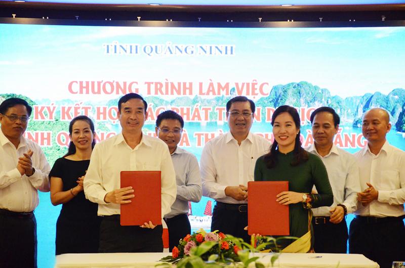 Hội nghị kích cầu du lịch Đà Nẵng – Quảng Ninh