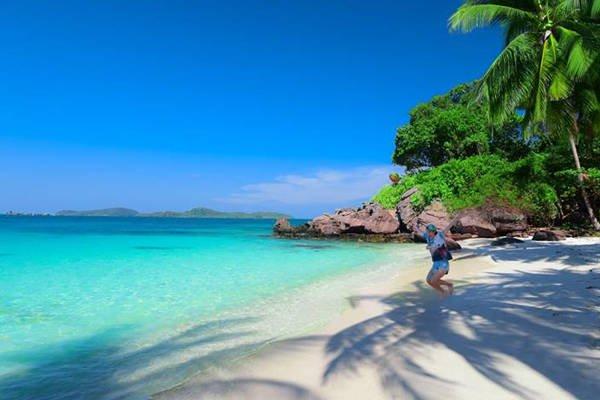 Khám phá đảo Móng Tay – Kiên Giang