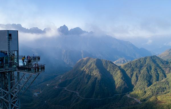 Đèo Ô Quý Hồ - cánh cửa đến với thiên đường trên mây