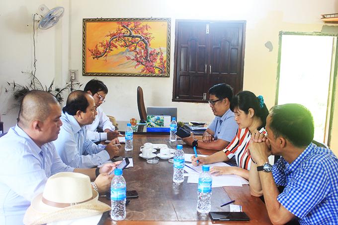 Khánh Hòa: Khảo sát việc triển khai chương trình kích cầu du lịch