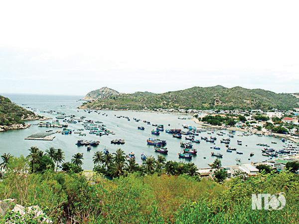 Ninh Hải: Tạo bước đột phá trong phát triển kinh tế biển và du lịch