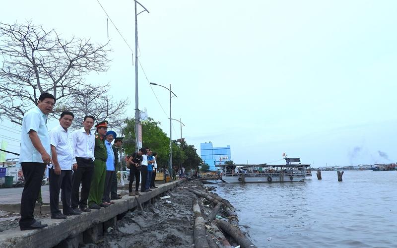 Cà Mau: Chuẩn bị vận hành tuyến du lịch biển đầu tiên
