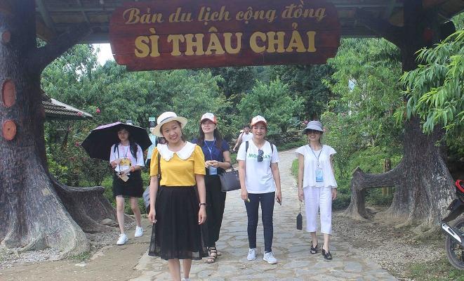 Du lịch Tam Đường (Lai Châu) trên đà phát triển
