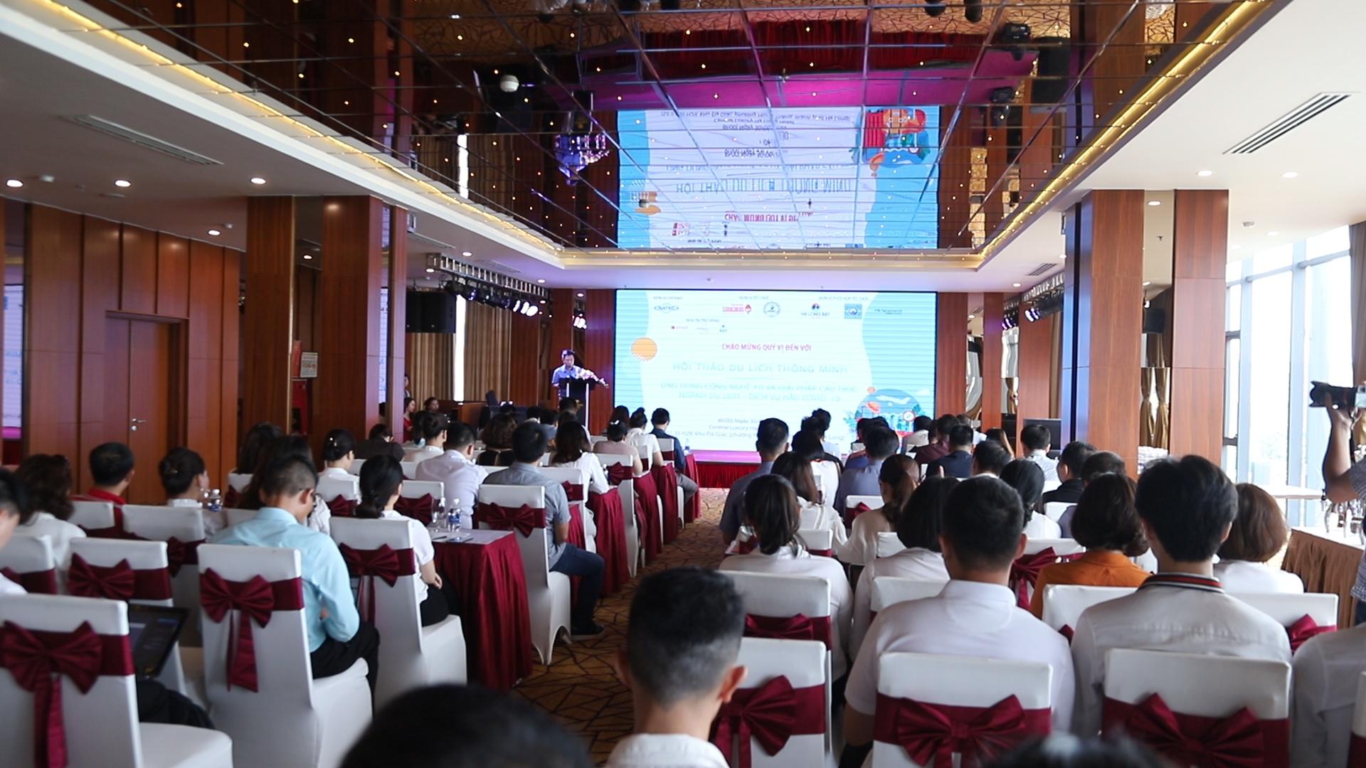 Hạ Long: Hội thảo du lịch thông minh