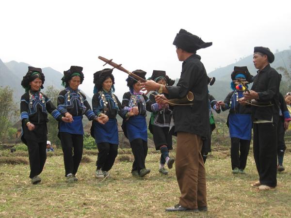 Lễ hội cầu mùa của người Hà Nhì