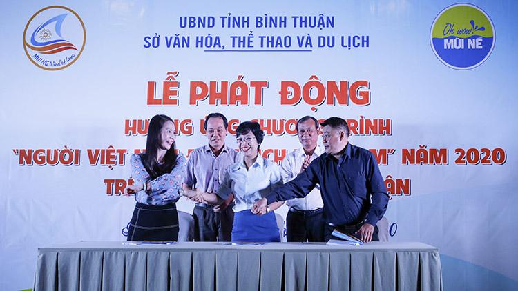 Lâm Đồng - Bình Thuận ký kết chương trình hợp tác kích cầu du lịch