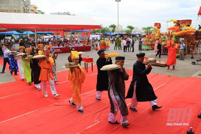 TP Sầm Sơn sẵn sàng cho các lễ hội bánh chưng - bánh giầy, cầu ngư - bơi chải