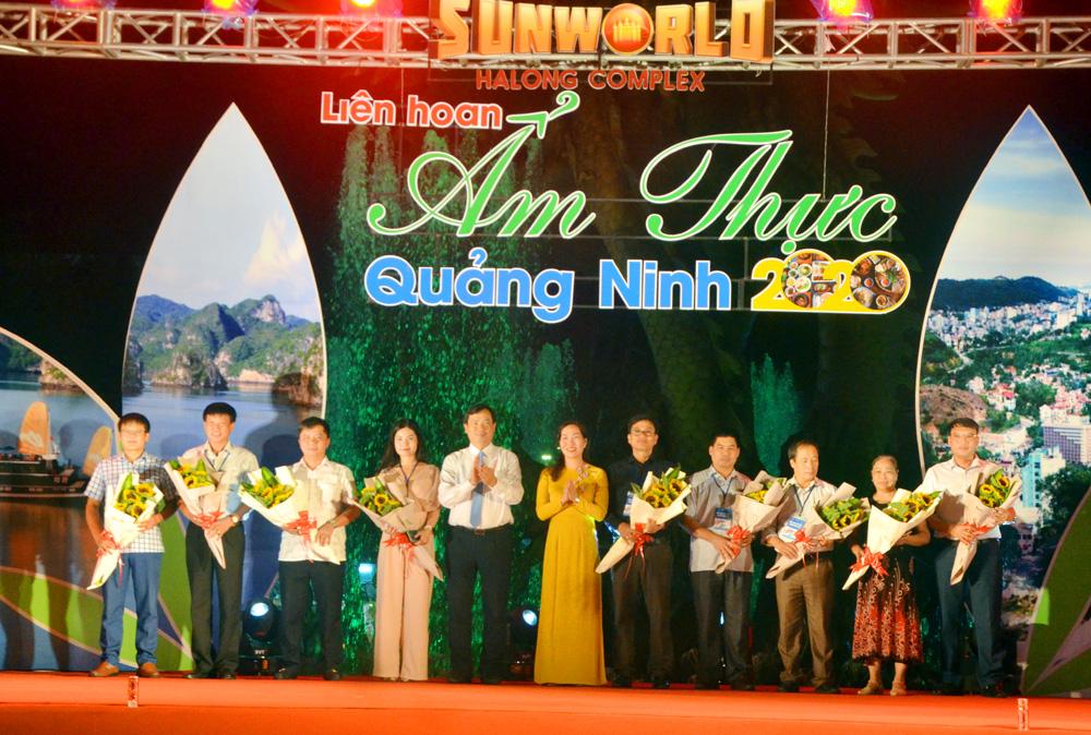 Khai mạc Liên hoan ẩm thực Quảng Ninh 2020