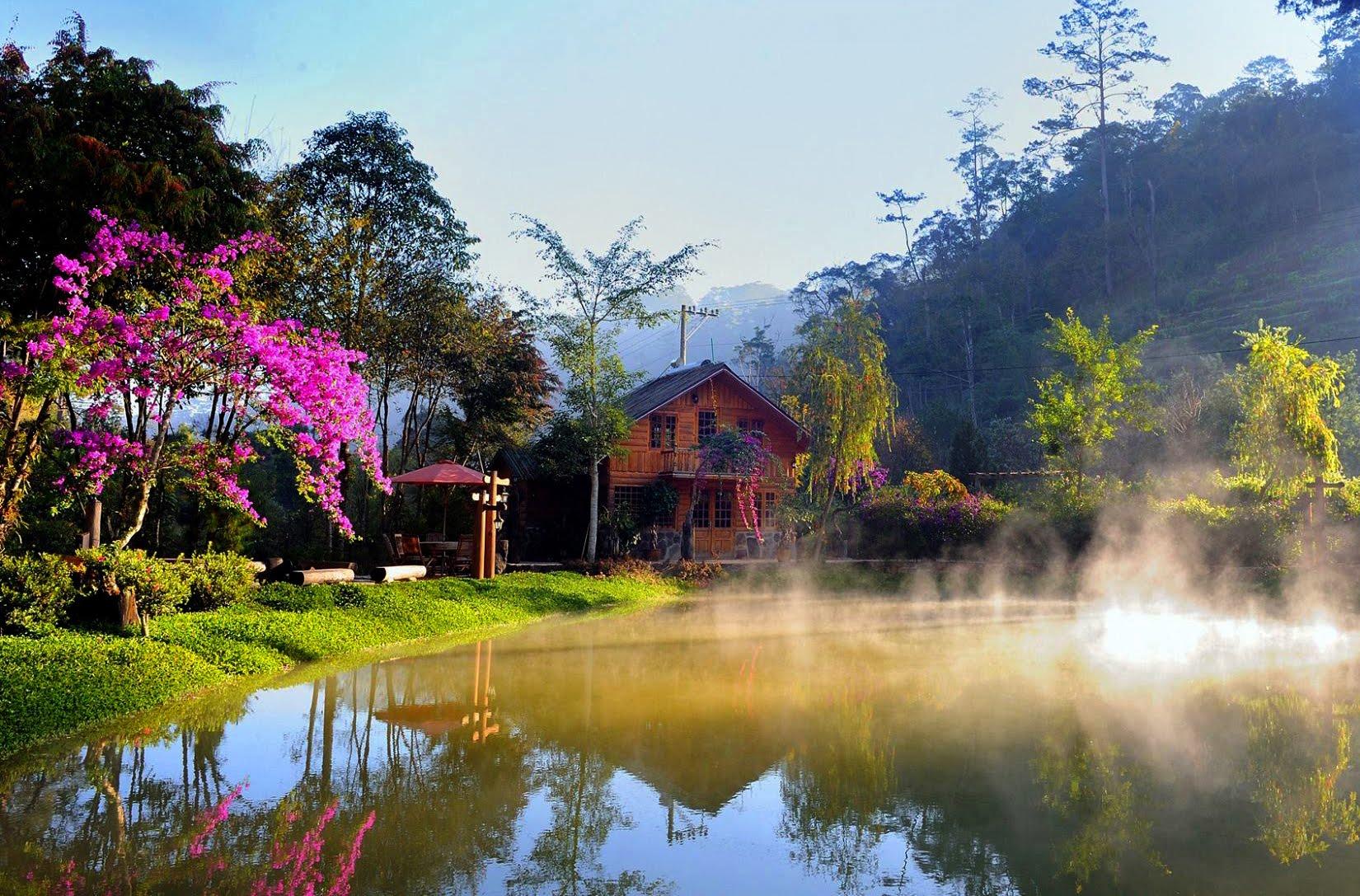 Lạc Dương (Lâm Đồng): Chú trọng phát triển du lịch