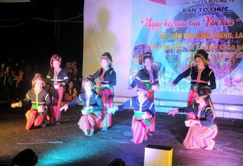 Nậm Khao (Lai Châu) giữ gìn bản sắc văn hóa