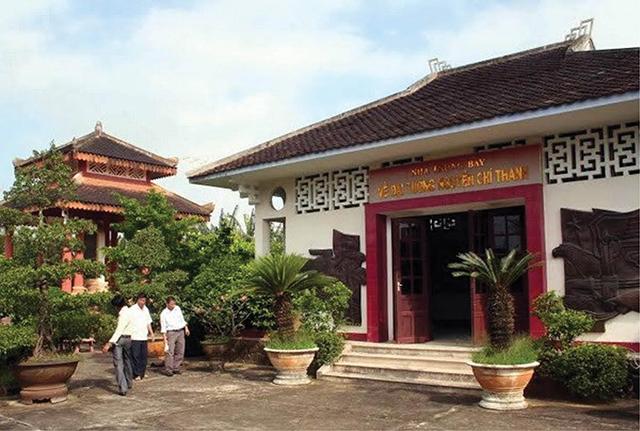 Quảng Điền (Thừa Thiên Huế) bảo tồn, phát huy giá trị di tích