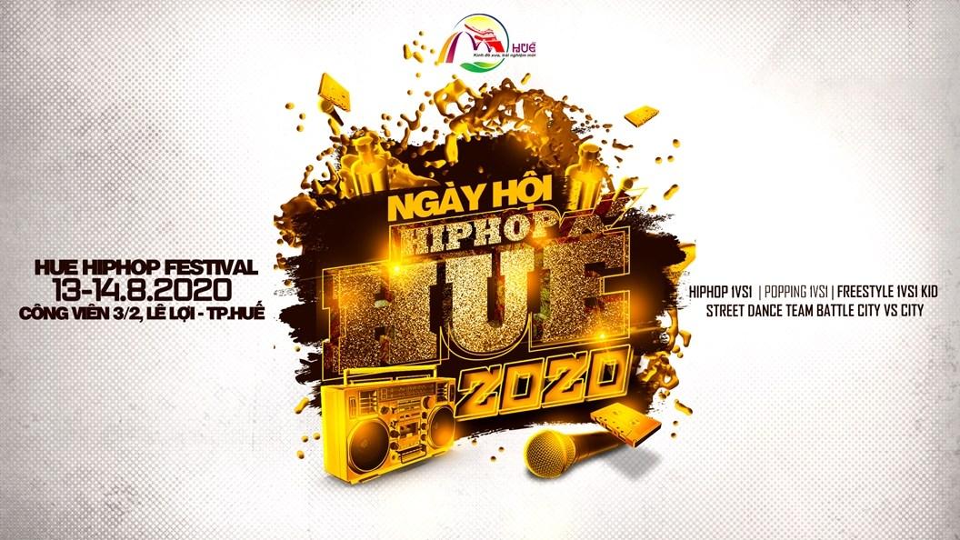 Huế tổ chức Ngày hội Hiphop Huế 2020