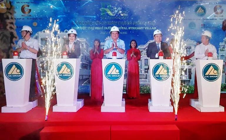 Kiên Giang: Khởi công xây dựng Khu nghỉ dưỡng cao cấp ở Phú Quốc