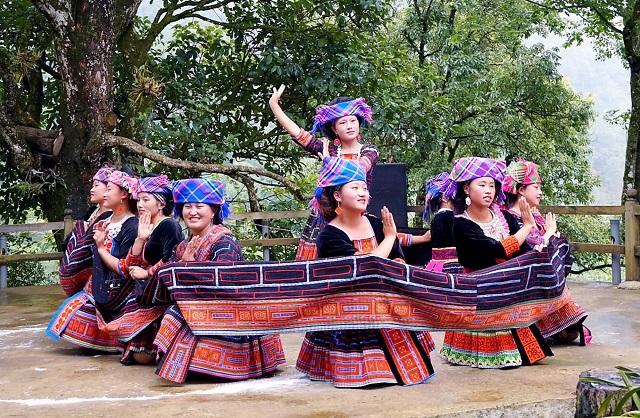 Độc đáo bản Sin Suối Hồ, Lai Châu