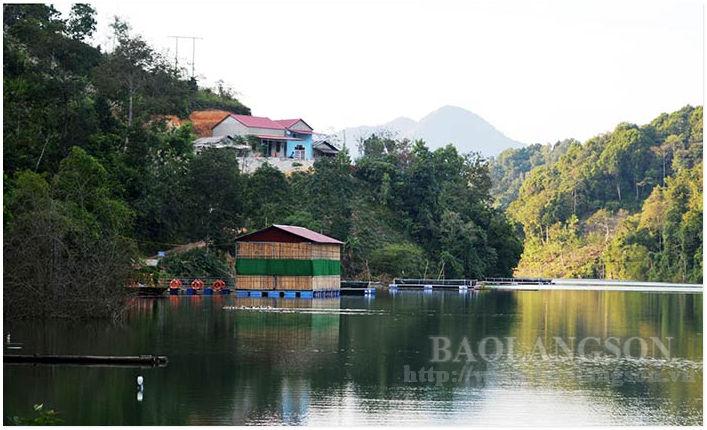 Hồ thủy điện Thác Xăng (Lạng Sơn): Tiềm năng du lịch cần được đánh thức