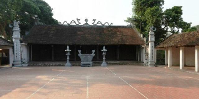 Điều chỉnh dự án Tu bổ, tôn tạo di tích chùa Quỳnh Đô, TP. Hà Nội