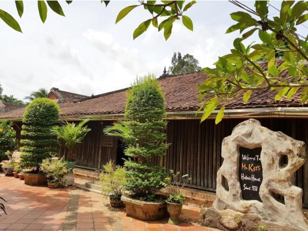 Khám phá nhà cổ Út Kiệt ở Tiền Giang