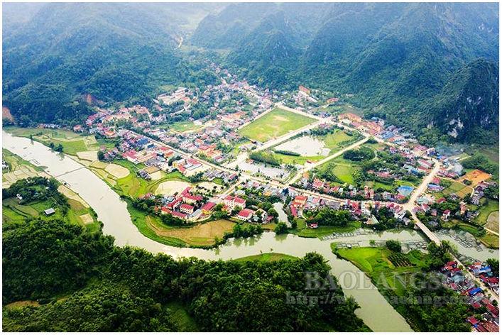 Phong phú tiềm năng du lịch trên quê hương đồng chí Lương Văn Tri