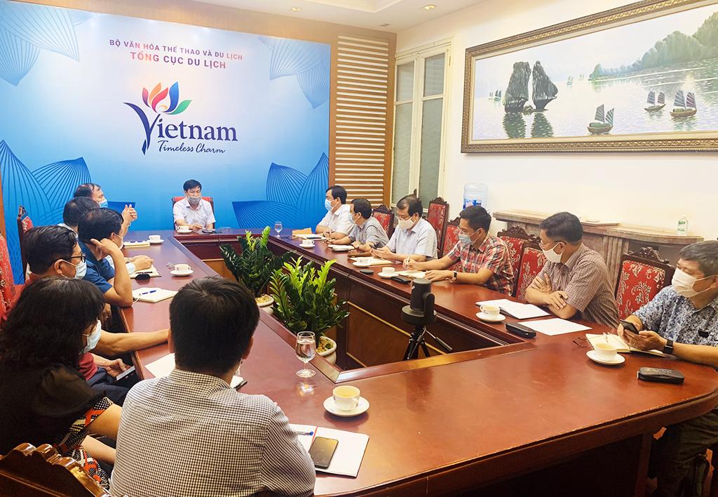 Bộ trưởng Nguyễn Ngọc Thiện chỉ đạo đánh giá sát tình hình thực tiễn, nhanh chóng tham mưu cho Chính phủ giải pháp tháo gỡ khó khăn cho ngành du lịch