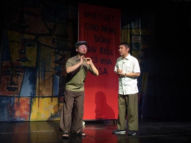 Mở sân khấu kịch Quảng Lạc tại khu vực phố cổ
