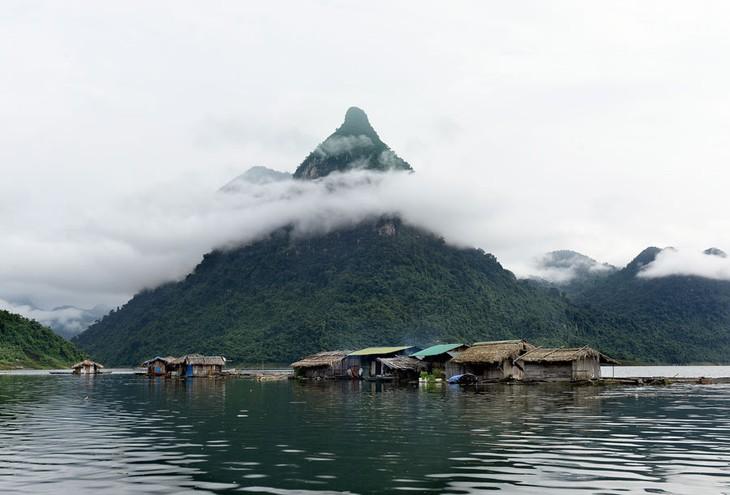 Na Hang - Cảnh đẹp của tỉnh Tuyên Quang