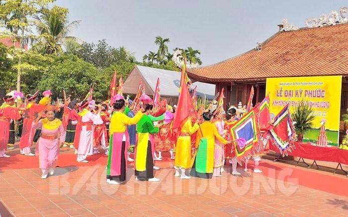 Lễ Đại kỳ phước-nét đẹp văn hóa cổ truyền