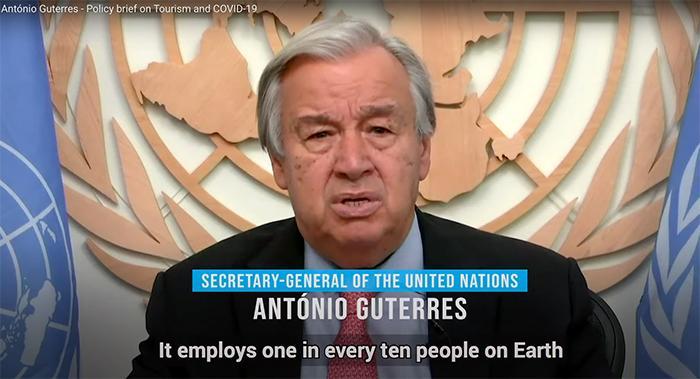 Tổng Thư ký Liên Hợp quốc: Tái thiết ngành Du lịch theo hướng an toàn, công bằng và thân thiện với môi trường