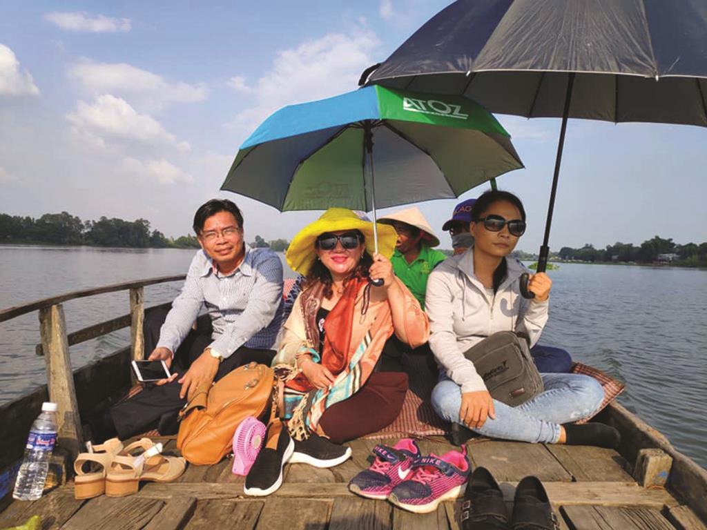 An Giang: Phát triển du lịch ở đầu nguồn